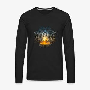 Yoga - Men's Premium Long Sleeve T-Shirt