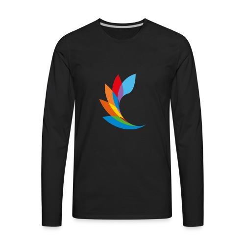 shirt color beautiful - Men's Premium Long Sleeve T-Shirt
