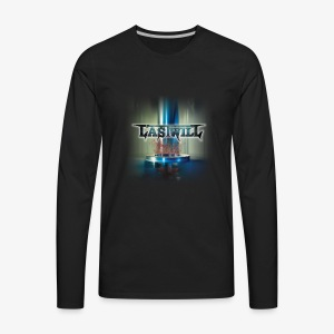 Last Will Precision Cover - Men's Premium Long Sleeve T-Shirt