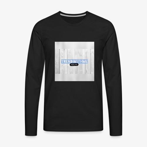 TrendWithMe - Men's Premium Long Sleeve T-Shirt