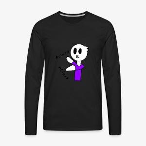 ClapPoke - Men's Premium Long Sleeve T-Shirt
