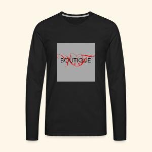 KF Boutique - Men's Premium Long Sleeve T-Shirt