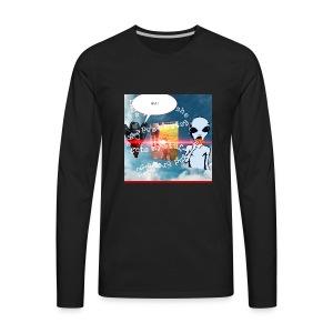 C3EAACC5 9545 4AB5 B8FC 76DA27122CC5 - Men's Premium Long Sleeve T-Shirt