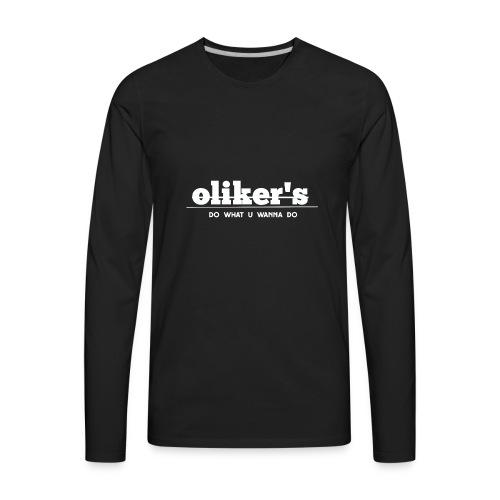 oliverk - Men's Premium Long Sleeve T-Shirt
