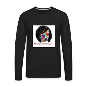 Kerra's Kreations Intl'. - Men's Premium Long Sleeve T-Shirt