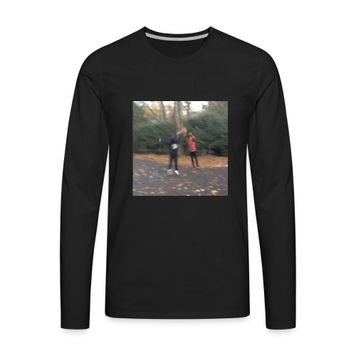 buckets - Men's Premium Long Sleeve T-Shirt