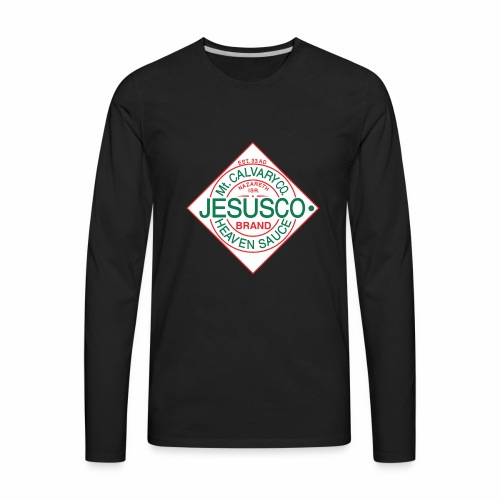 Jesusco t-shirt - Men's Premium Long Sleeve T-Shirt