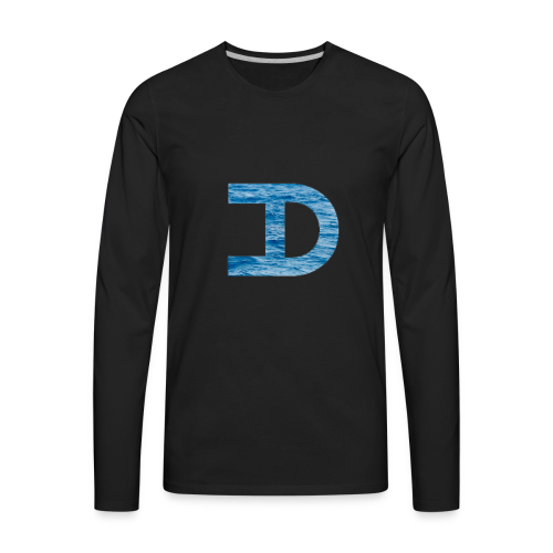 Water - Men's Premium Long Sleeve T-Shirt