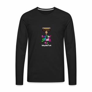 Design 2 PNG - Men's Premium Long Sleeve T-Shirt