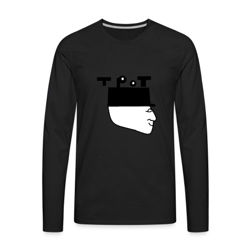 tpot - Men's Premium Long Sleeve T-Shirt