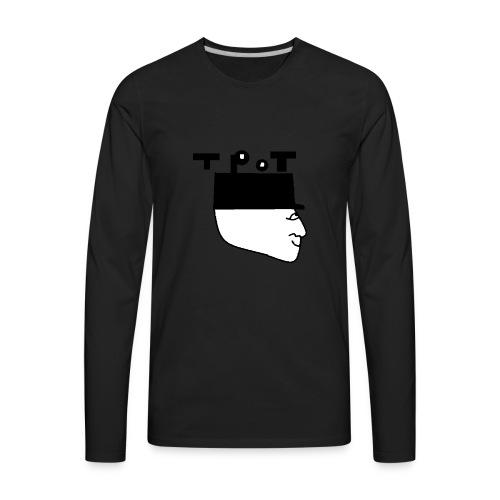tpot - Men's Premium Long Sleeve T-Shirt