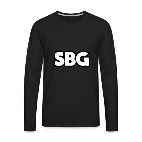 SBG - Men's Premium Long Sleeve T-Shirt