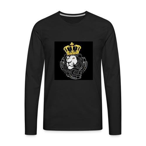 94778048 5836 4285 AEAF 5C4C4F647C3F - Men's Premium Long Sleeve T-Shirt