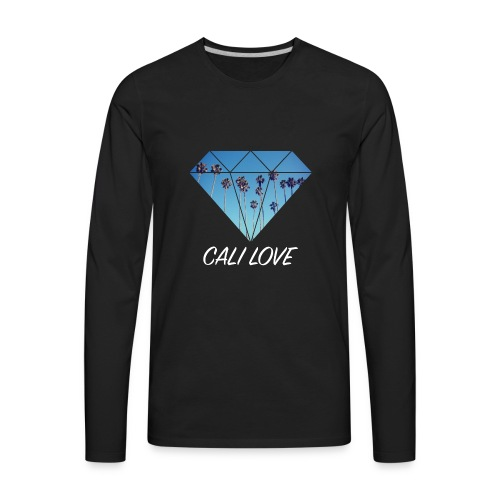 California Love - Men's Premium Long Sleeve T-Shirt