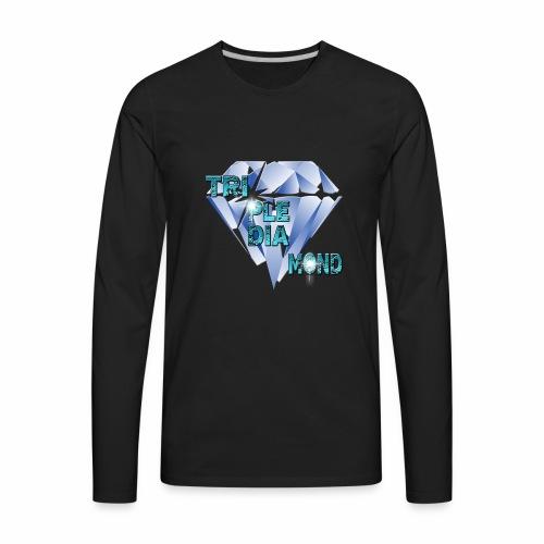 newTD - Men's Premium Long Sleeve T-Shirt