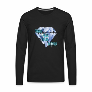 newTD - Men's Premium Long Sleeve T-Shirt