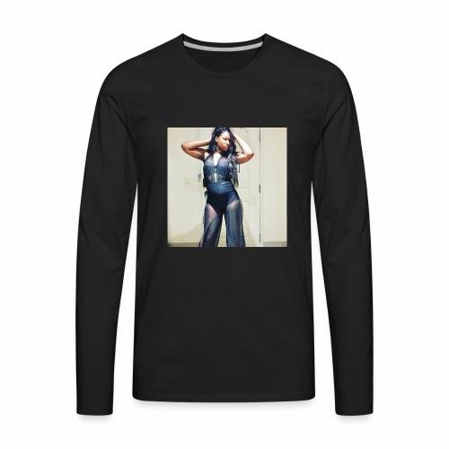 Health/wealth - Men's Premium Long Sleeve T-Shirt