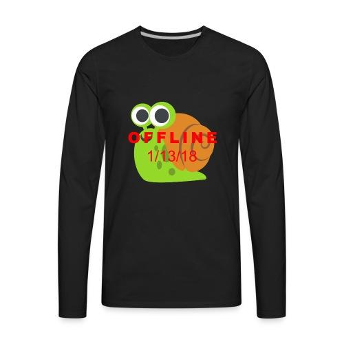 FiveM Unofficial Offline - Men's Premium Long Sleeve T-Shirt