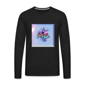 Mg nation - Men's Premium Long Sleeve T-Shirt