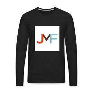JMF Logo 1500x1500 - Men's Premium Long Sleeve T-Shirt
