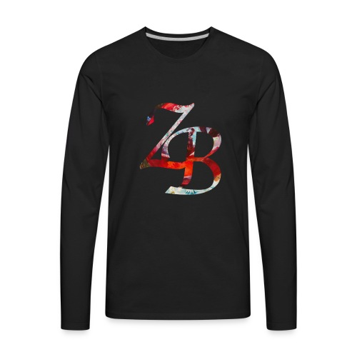 ZBglass - Men's Premium Long Sleeve T-Shirt