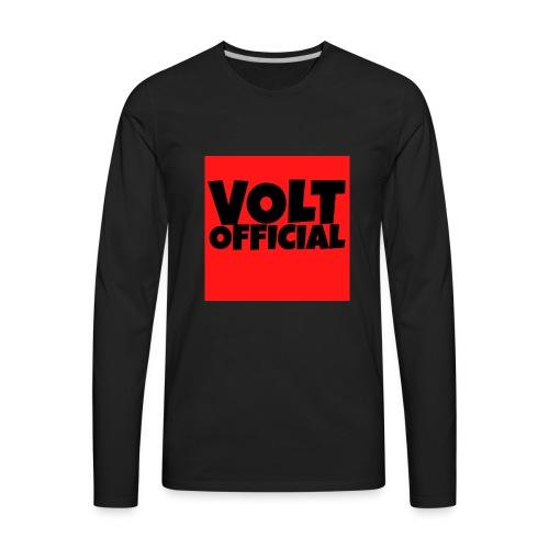 YT VOLT OFFICIAL - Men's Premium Long Sleeve T-Shirt