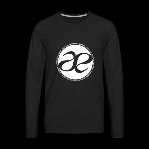 logo 6b 1 - Men's Premium Long Sleeve T-Shirt