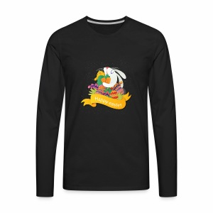 Happy Easter Day - Men's Premium Long Sleeve T-Shirt