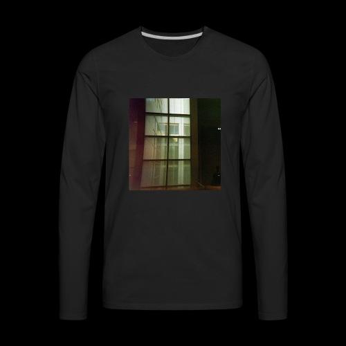 Duskwaves - Men's Premium Long Sleeve T-Shirt
