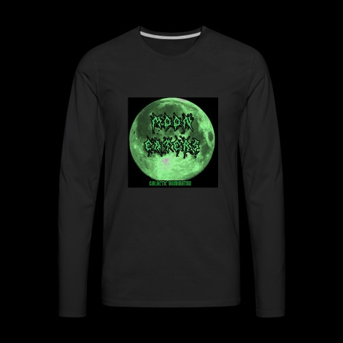 MoonEater merch - Men's Premium Long Sleeve T-Shirt