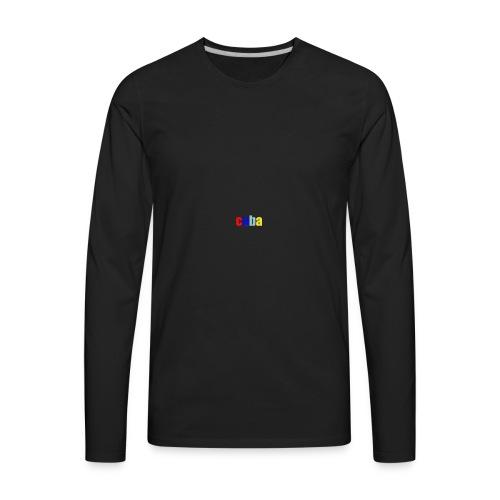 cuba - Men's Premium Long Sleeve T-Shirt