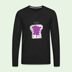 & jelly - Men's Premium Long Sleeve T-Shirt