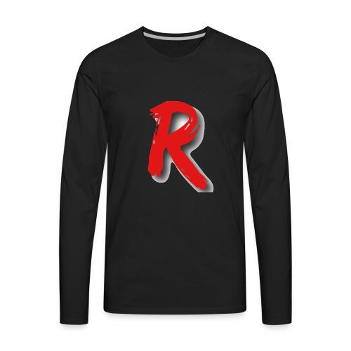 "Itz Ryan Clothing - Itz Ryan ""R"" Clothing - Men's Premium Long Sleeve T-Shirt"