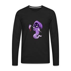 My Phantom Logo - Men's Premium Long Sleeve T-Shirt