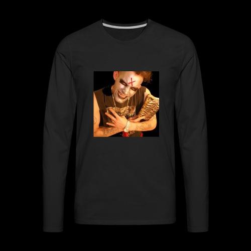 razthesychopose1 - Men's Premium Long Sleeve T-Shirt