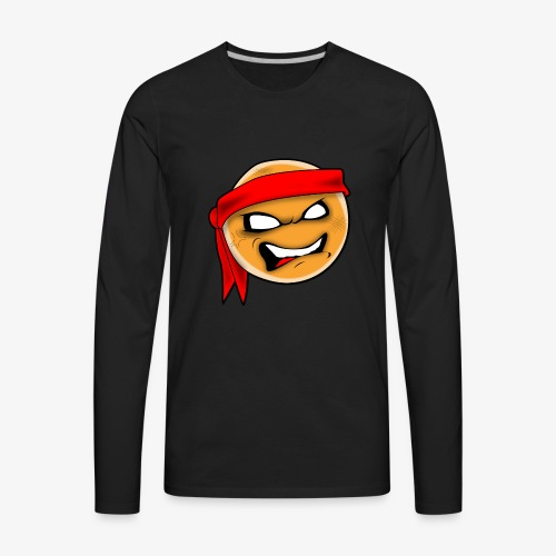 PainCake 2 - Men's Premium Long Sleeve T-Shirt