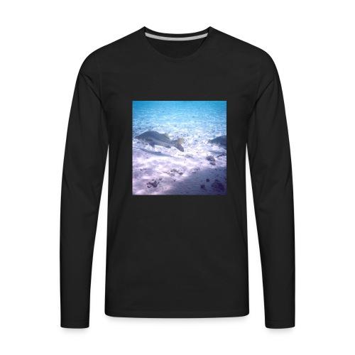 Snook - Men's Premium Long Sleeve T-Shirt