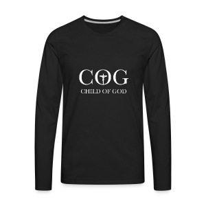 Child Of God - Men's Premium Long Sleeve T-Shirt