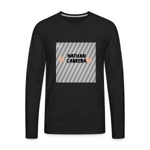 Like status - Men's Premium Long Sleeve T-Shirt