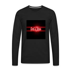 C062EDFF F74A 4734 B39C E3F8BE08F599 - Men's Premium Long Sleeve T-Shirt