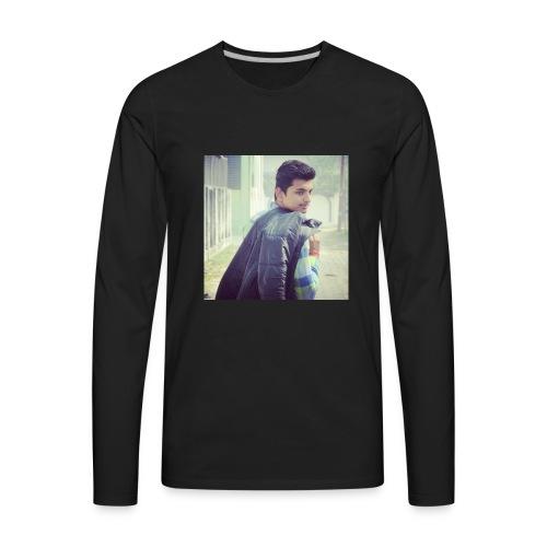 samsung mobile cover - Men's Premium Long Sleeve T-Shirt