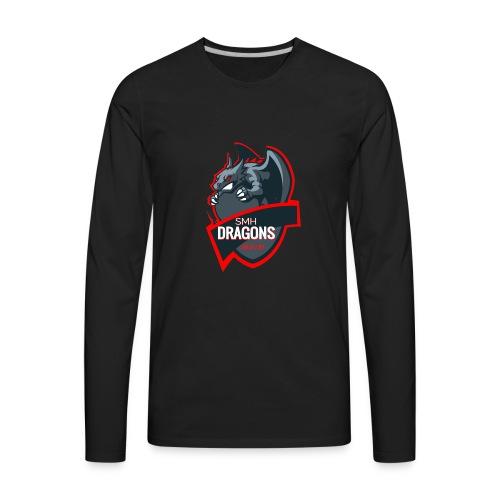 The SMH Dragons - Men's Premium Long Sleeve T-Shirt