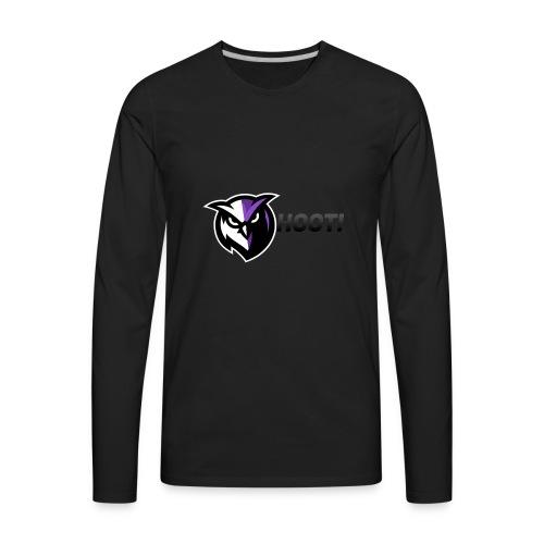 And We all HOOT! - Men's Premium Long Sleeve T-Shirt