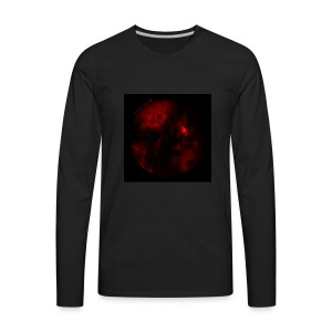 BLOOD EARTH - Men's Premium Long Sleeve T-Shirt
