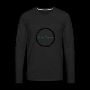 GrantGames Original - Men's Premium Long Sleeve T-Shirt
