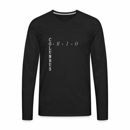 Columbus, Ohio T-shirt - Men's Premium Long Sleeve T-Shirt