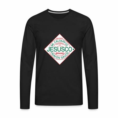 Jesusco t-shirt - Men's Premium Long Sleeve T-Shirt