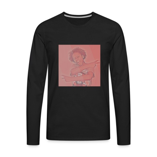 lilbrownboy - Men's Premium Long Sleeve T-Shirt