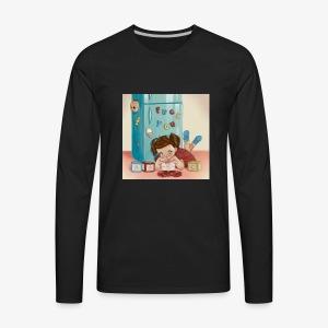 Alphabet Boy - Men's Premium Long Sleeve T-Shirt