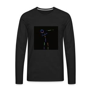 Just dab - Men's Premium Long Sleeve T-Shirt